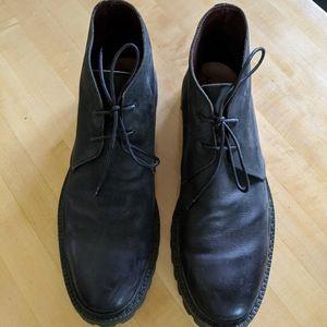 Acne Studios men's chukka boots 11